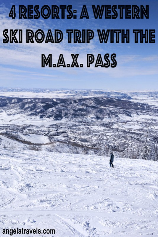 4 Resorts: A Western Ski Road Trip with the M.A.X. Pass
