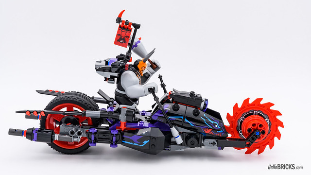 REVIEW LEGO 70642 Killow vs Samurai X