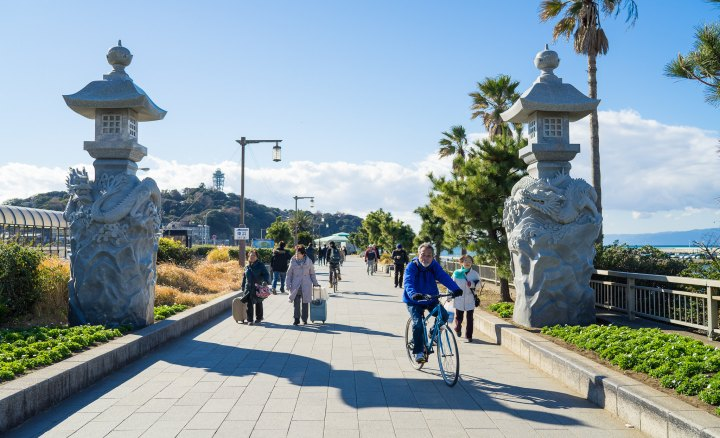 Enoshima Bridge