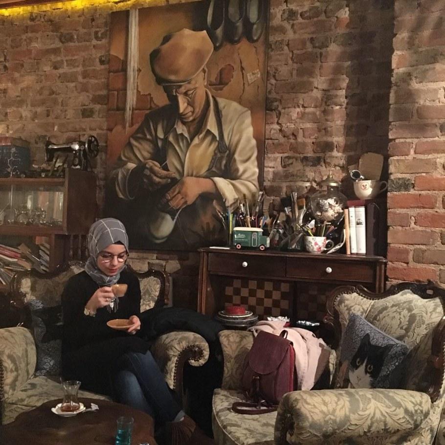 çengelköy müzelik cafe kahve