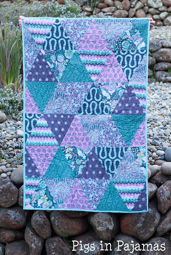 Tula Pink Triangles quiltilts2 1