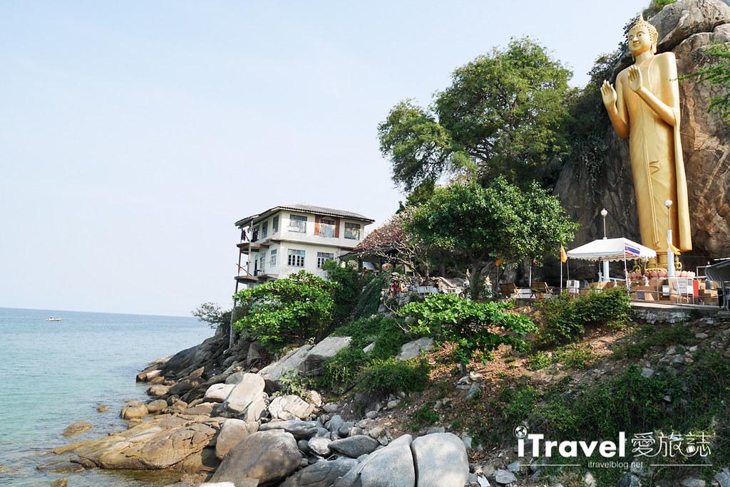 华欣景点推荐 筷子山海滩Khao Takiab beach (17)