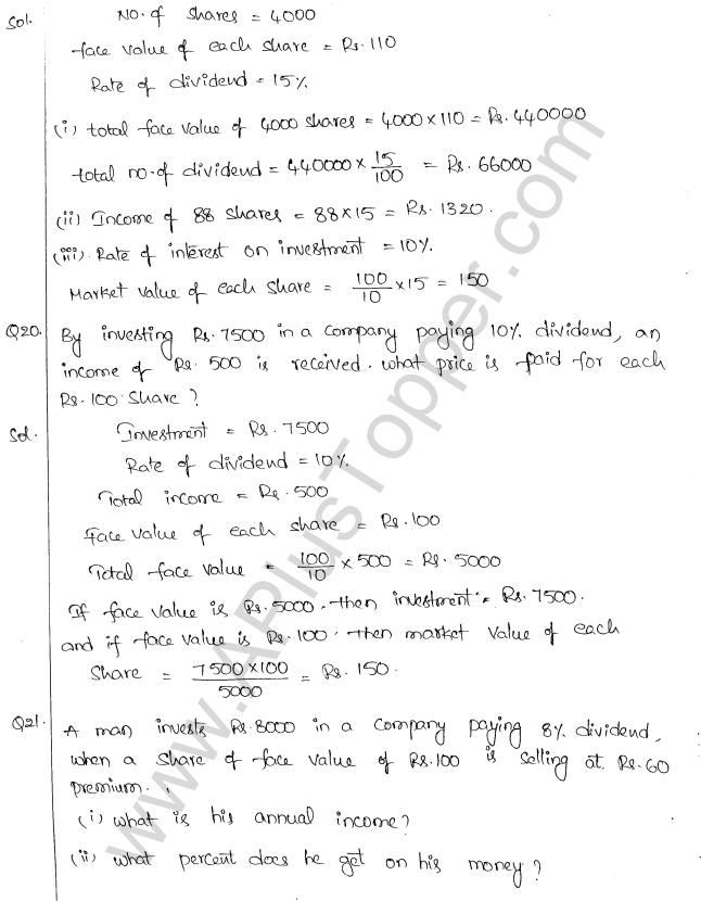 ml-aggarwal-icse-solutions-for-class-10-maths-chapter-4-shares-and-dividends-10