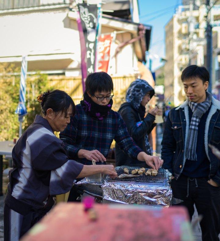 Kamakura Street food