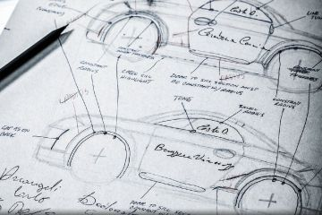 Audi TT design sketches - TT Illustrated magazine