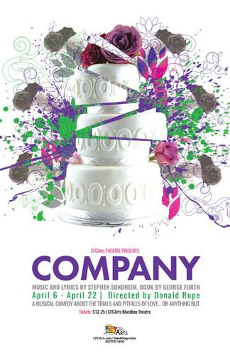 "Stephen Sondheim's ""Company"" Presented by CFCArts Theatre"