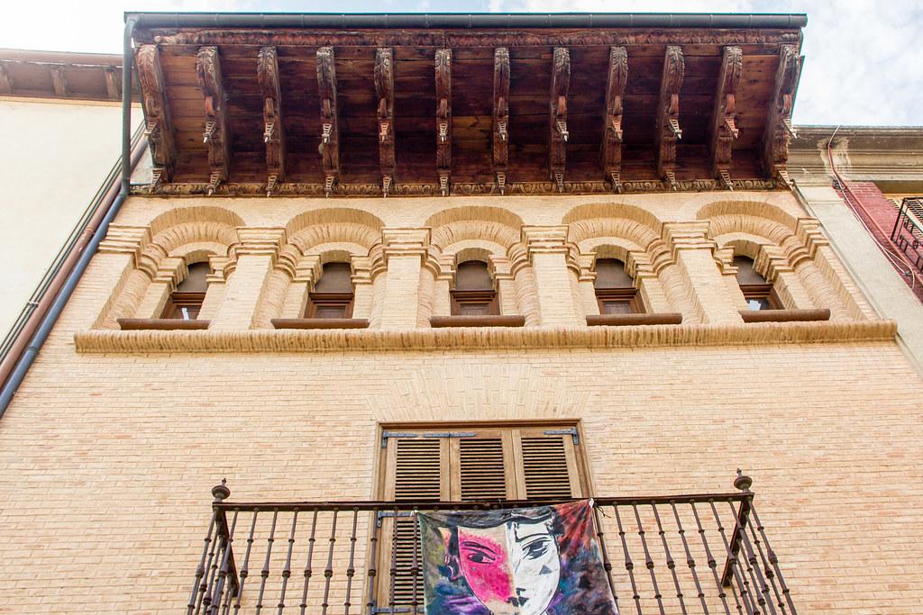 Sangüesa Palacio de los Paris Iñiguez Abarca 04 Navarra