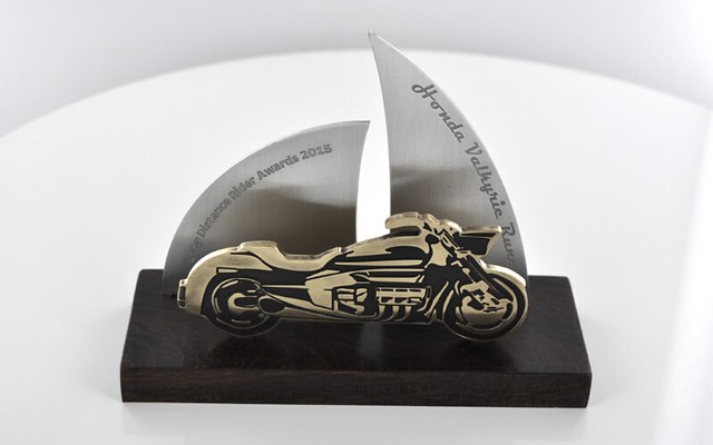 statuetka zlotu motocyklowego
