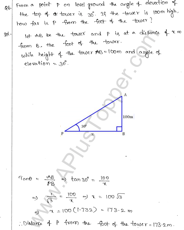 ml-aggarwal-icse-solutions-for-class-10-maths-chapter-21-heights-and-distances-5