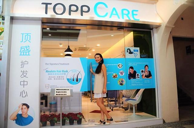 Jacelyn Phang X Topp Care