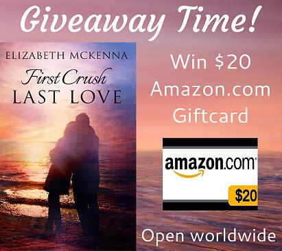 First Crush, Last Love by Elizabeth McKenna Book Tour