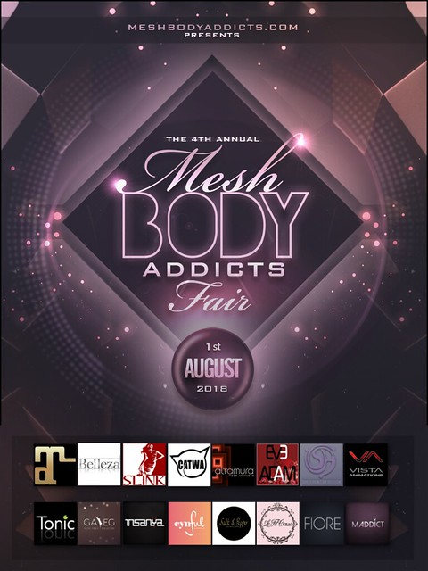 Mesh Body Addicts Fair 2018