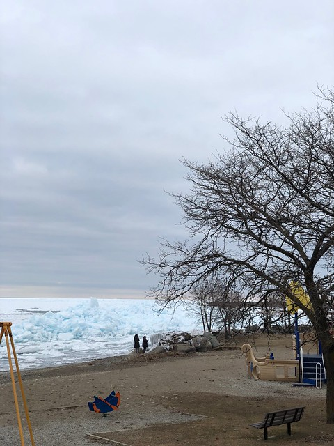 Meaford - Ice