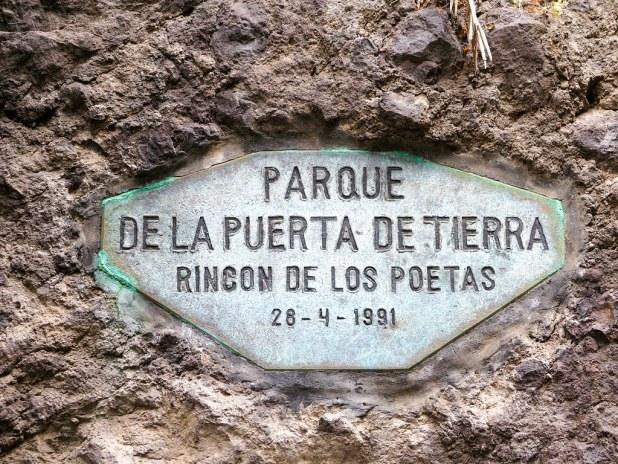 Parque de la puerta de tierra