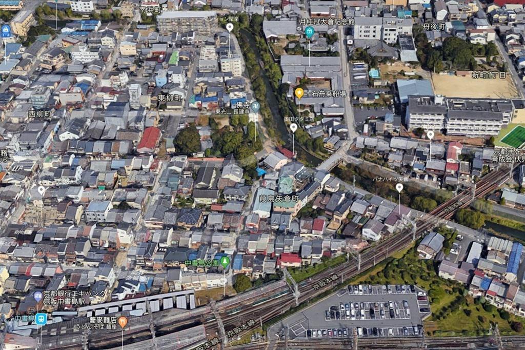 Fujimi Map 3