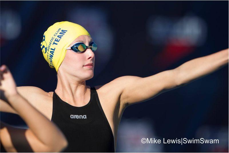 Pro Swim Series: non solo Pellegrini. La canadese Taylor Ruck protagonista ad Atlanta