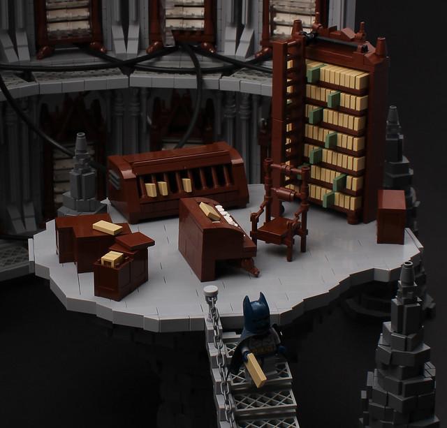 The Batcave – 2. The Batcomputer