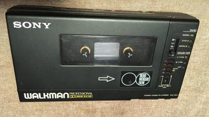 Sony Walkman WM-D6C Pro