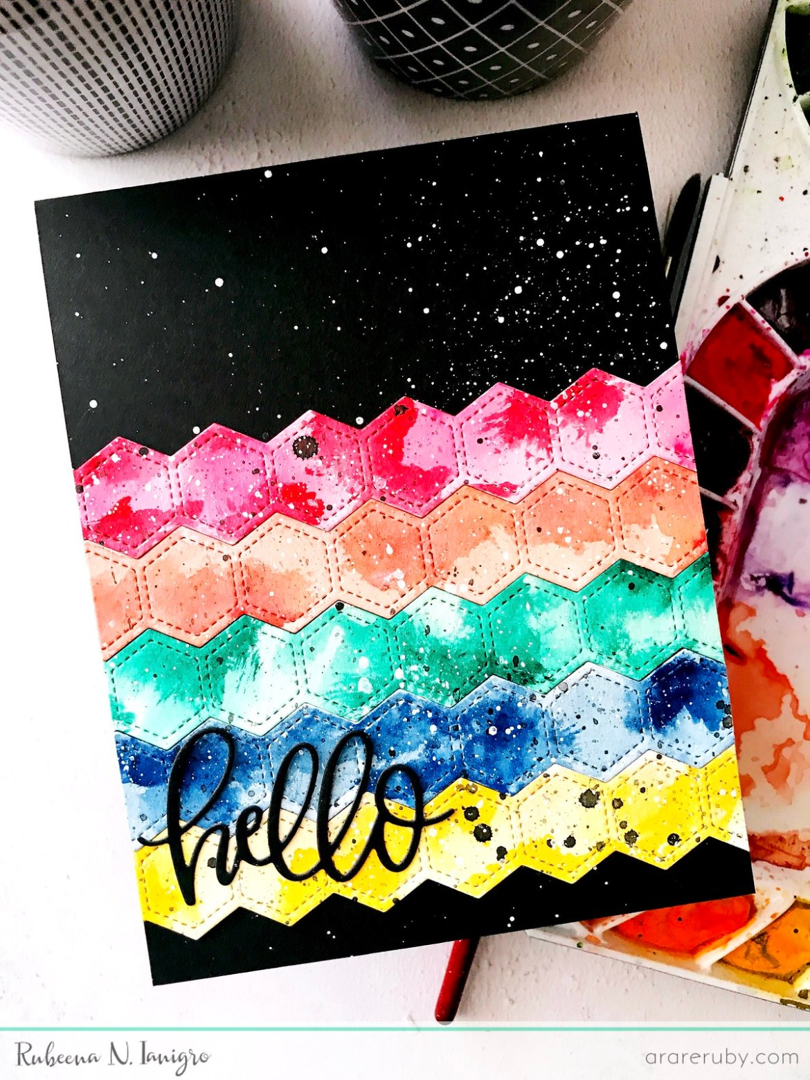 PPP March Blog - Watercolored Die-Cuts 3 - Rubeena Ianigro.jpg