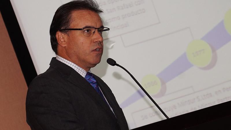 Gonzalo Quijandría, director de Asuntos Corporativos