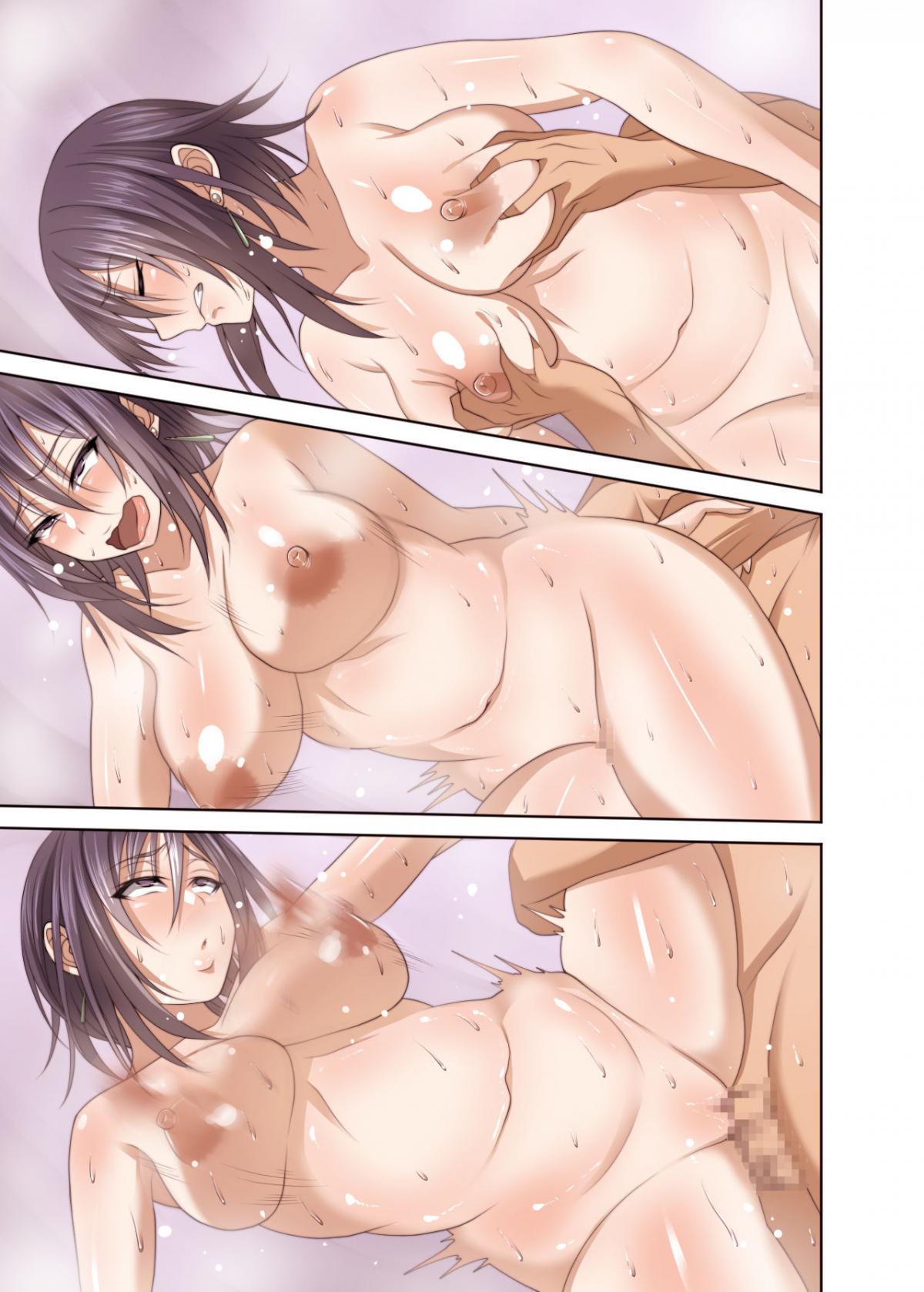 Hình ảnh  trong bài viết Truyện Tranh Sex Màu Guuzen Saikai Shita Doukyuusei