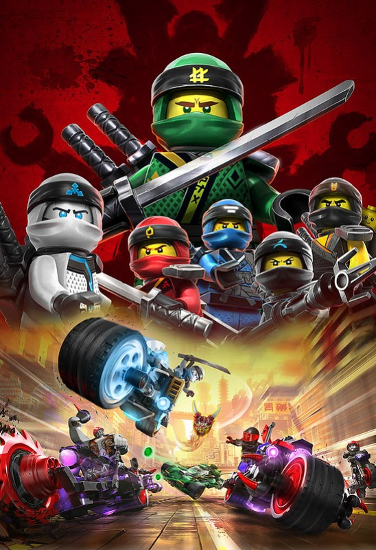 LEGO Ninjago 2018 Sons of Garmadon