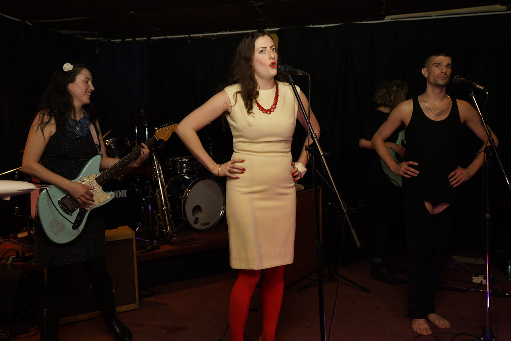 Ginny @ The Concorde Motel
