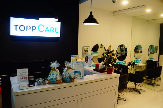 Topp Hair Care Interiors X Jace