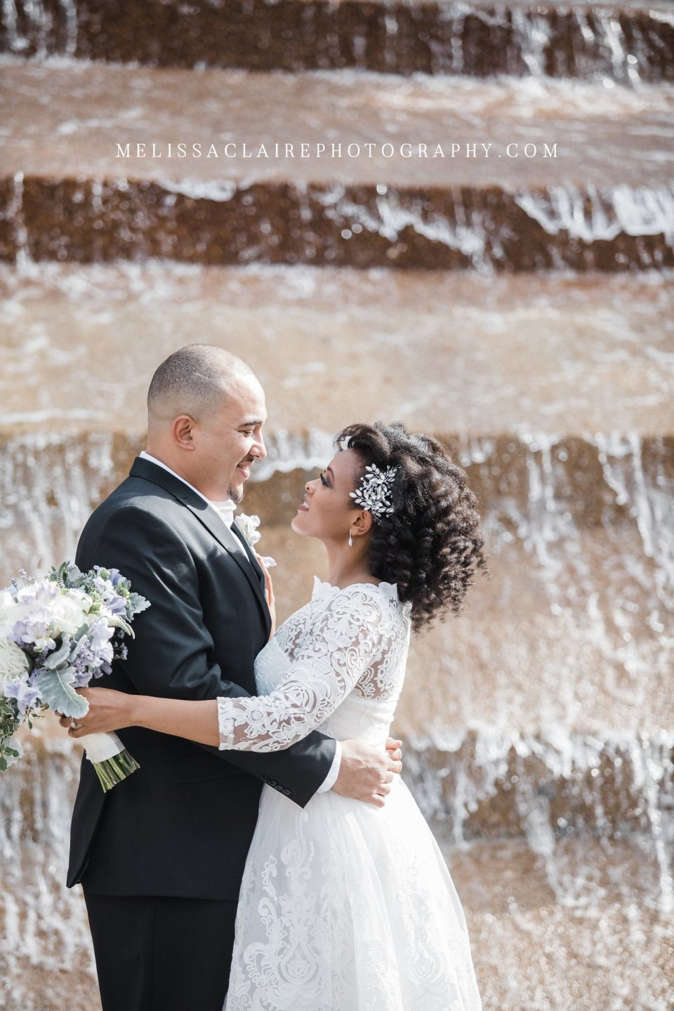 Tarrant County Courthouse Wedding