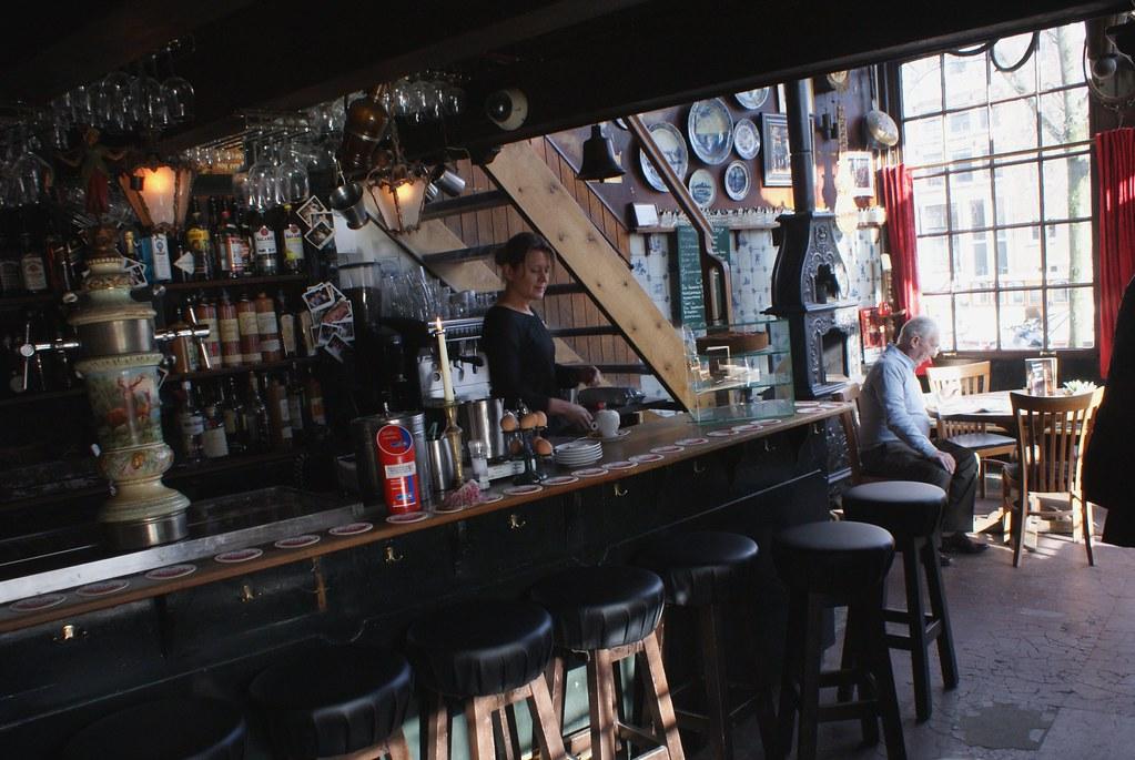 Bars Et Cafs Amsterdam Lieux Sympas Originals Et