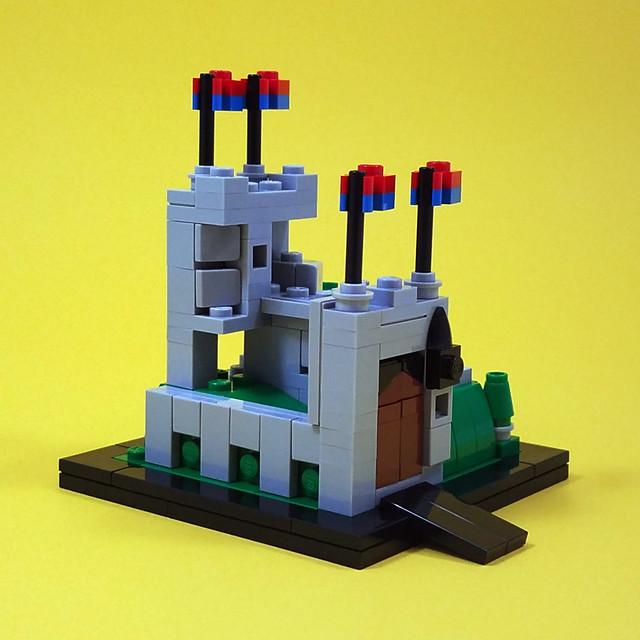 6081 King's Mountain Fortress micro