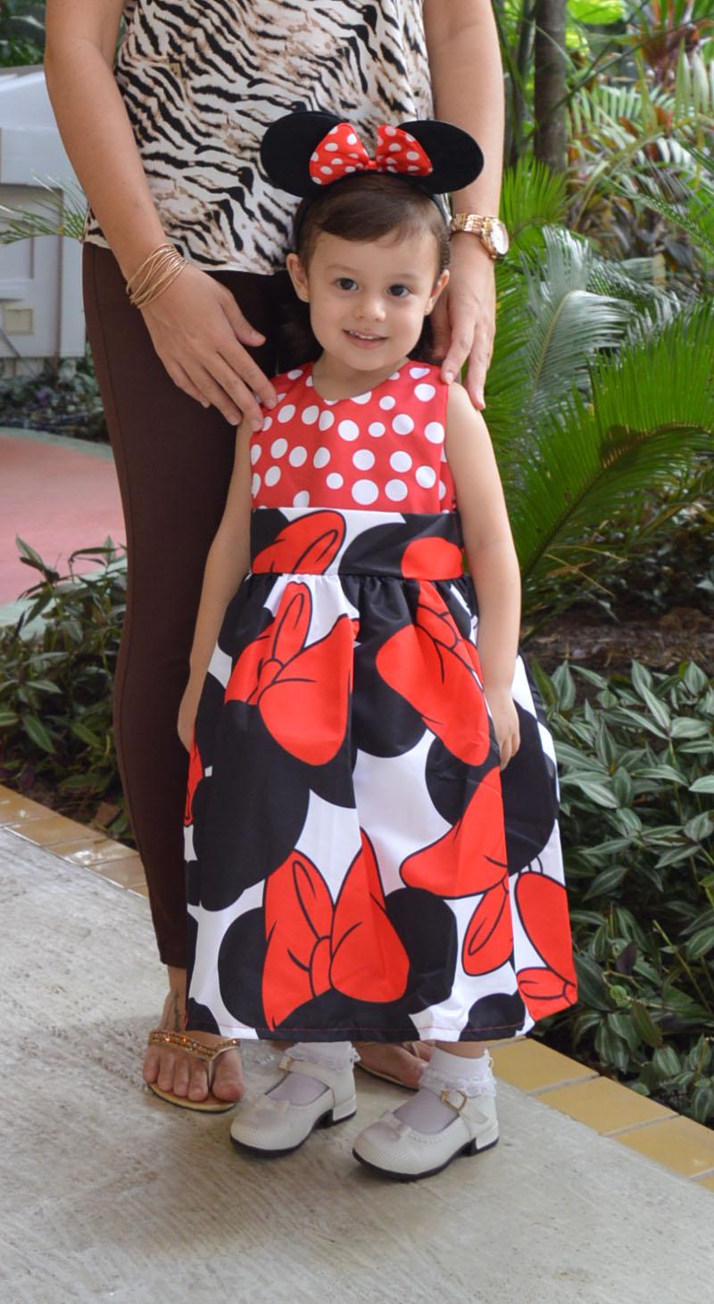 Roupas para mãe e filha Ana Giovanna