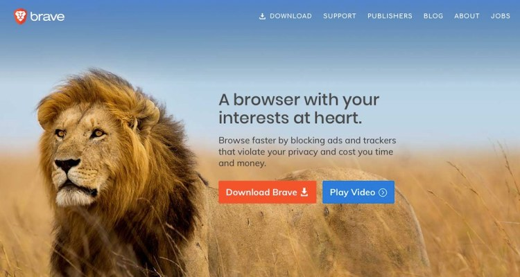 The Brave Browser