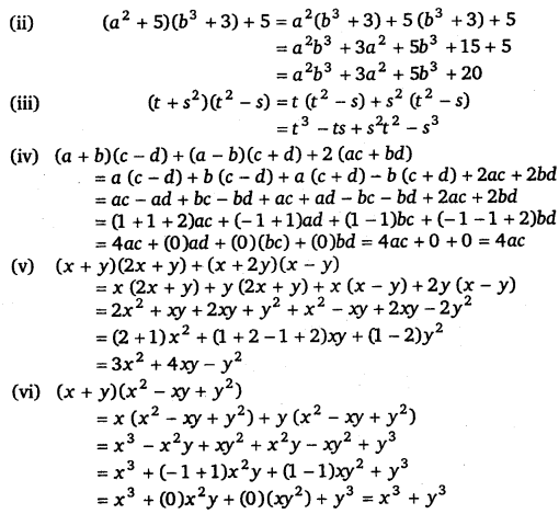 NCERT Solutions for Class 8 Maths Chapter 9 Algebraic Expressions and Identities 20