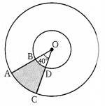 NCERT Solutions for Class 10 Maths Chapter 12 PDF Areas Related To Circles Ex 12.3