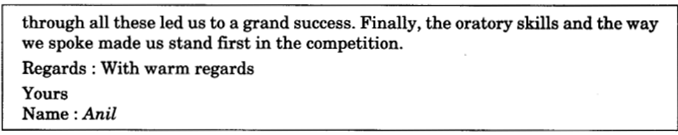 NCERT Solutions for Class 9 English Main Course Book Unit 1 People Chapter 1 An Exemplary Leader 6
