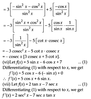 NCERT Solutions for Class 11 Maths Chapter 13 Limits and Derivatives 87