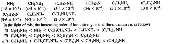 NCERT Solutions for Class 12 Chemistry T4b