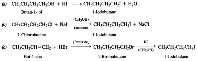 NCERT Solutions for Class 12 Chemistry Chapter 11 Alcohols, Phenols and Ehers e 7