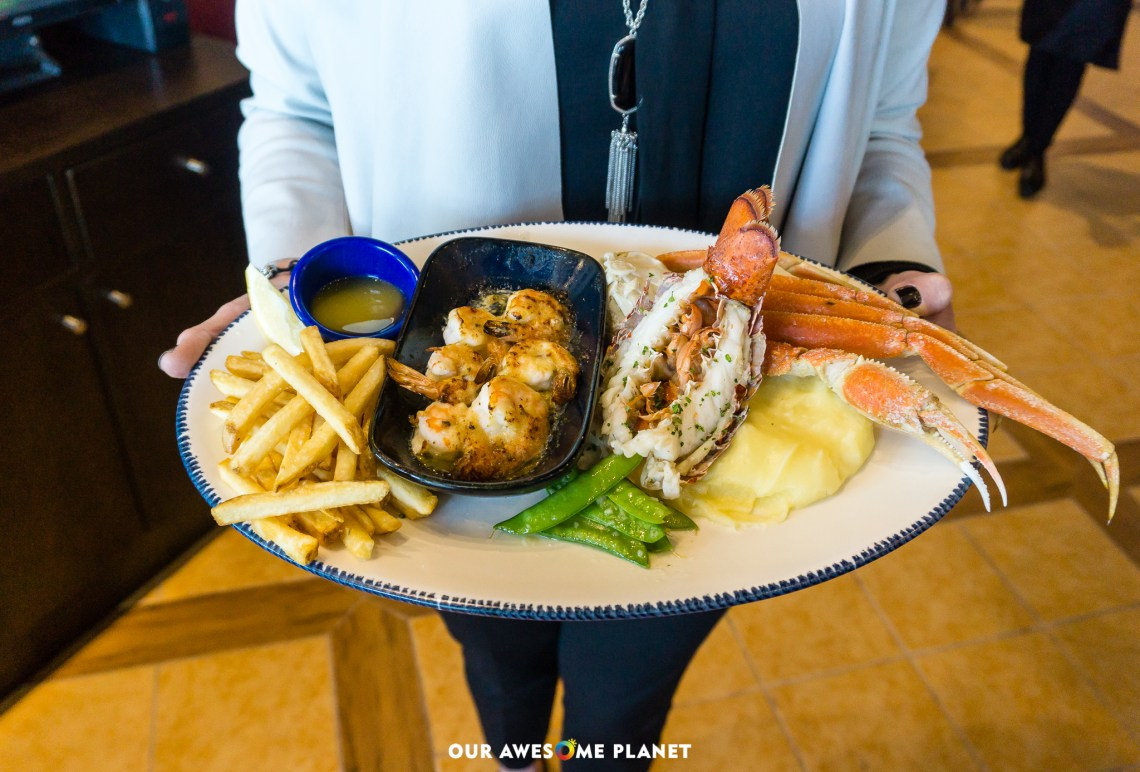 Red Lobster PH