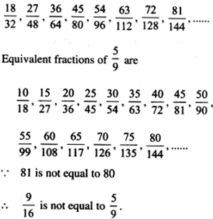 NCERT Solutions for Class 6 Maths Chapter 7 Fractions 82