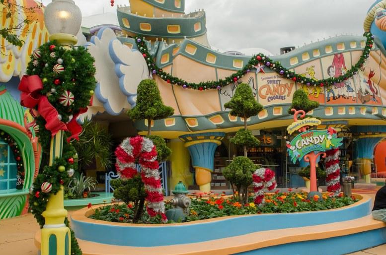 Seuss Landing @ Islands of Adventure, Orlando. 2018.