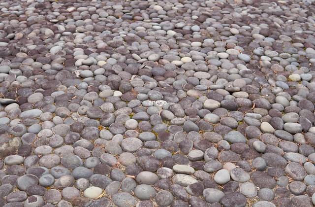 仙洞御所 石