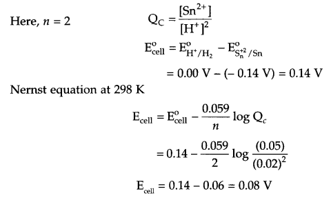 CBSE Sample Papers for Class 12 Chemistry Paper 4 Q.18