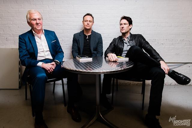 John Douglas, Paul Holes and Billy Jensen