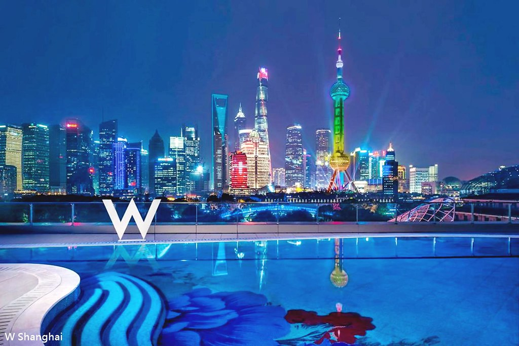 10 New Hotels Shanghai The Bund