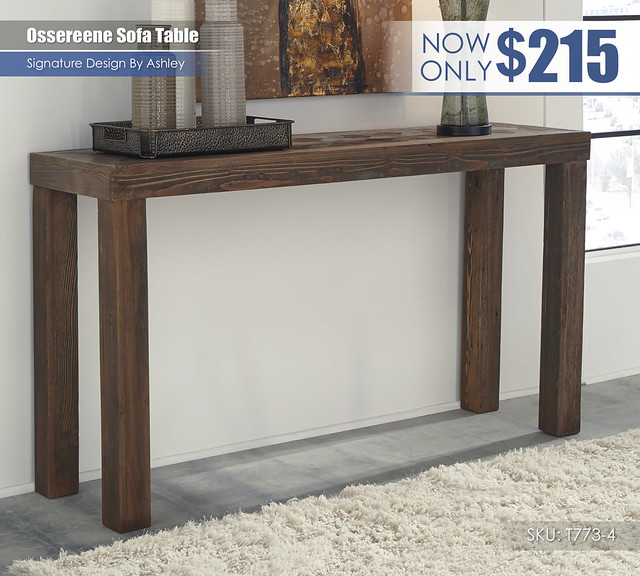 Ossereene Sofa Table_T773-4