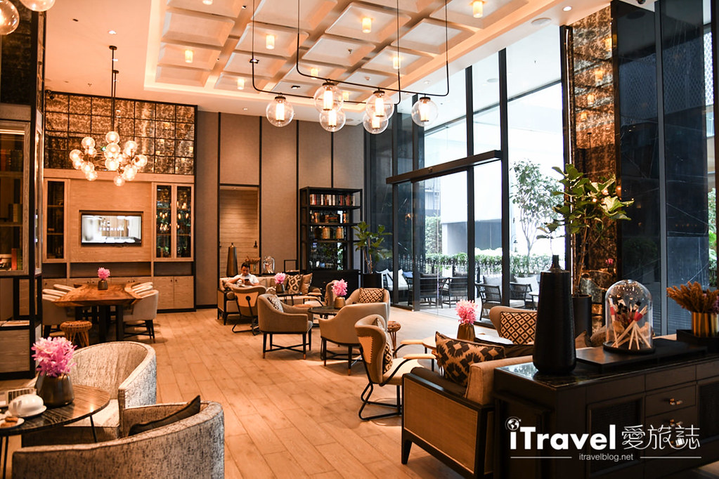 曼谷苏拉翁塞万豪酒店 Bangkok Marriott Hotel The Surawongse (57)