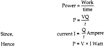 RBSE Solutions for Class 10 Science Chapter 11 Work, Energy and Power S14