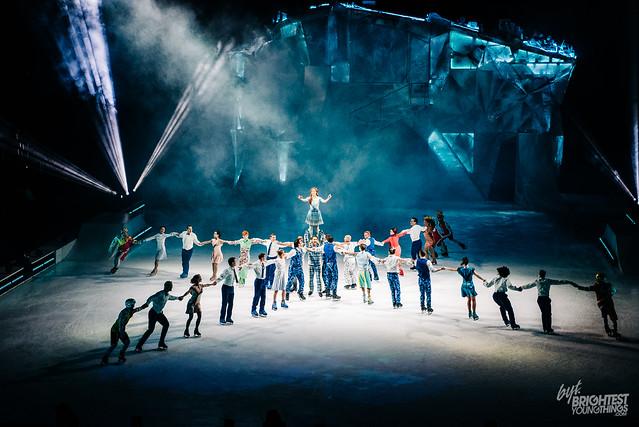 Cirque Du Soleil Crystal Opening Night-8343